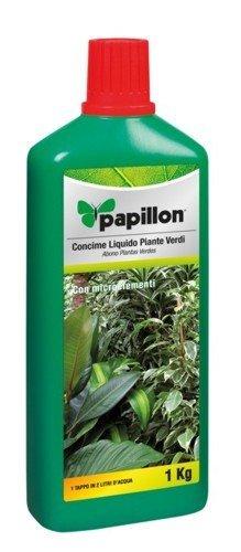Papillon 8025002 Abono Liquido Plantas Verdes 1kg