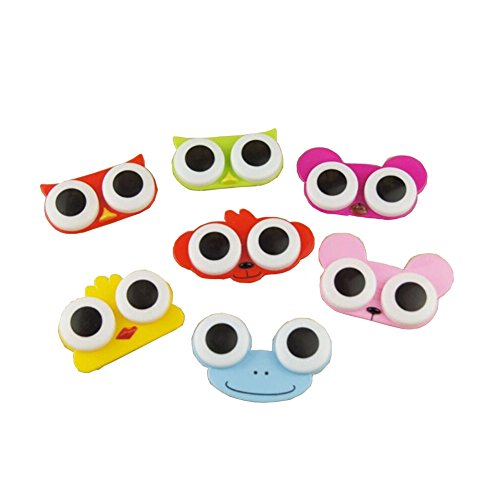 set-of-5-special-cute-big-eyes-animal-contact-lenses-box-case-holders