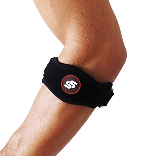 #1 Best Tendonitis Tennis & Elbow Brace With