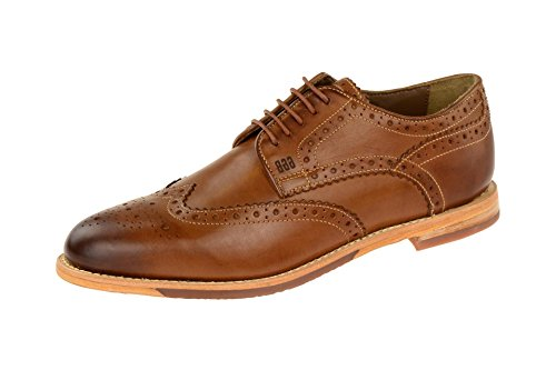 Gordon & BrosS160479 Brown-cognac - Stringata classica Uomo Marrone chiaro