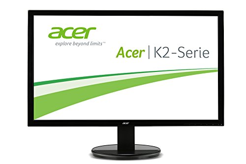 Acer UM.WW3EE.001 22-Inch LCD/LED Monitor - Black