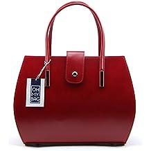 OH MY BAG Sac à main cuir Croisette SOLDES 5cce1915b9a