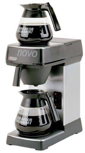 Novo F454 Coffee Machine, Manual water fill for Hot Plates 417uBeuEEtL