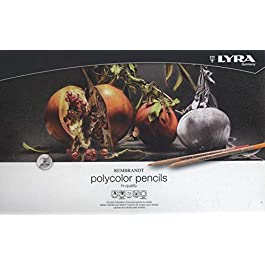 Lyra L2001720 – Scatola Metallo 72 Matite Polycolor
