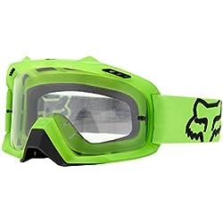 Fox hombre Air Space–Gafas protectoras, Green, One size