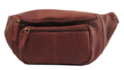 "Visconti marsupio unisex ""Polo"" Pouch Bumbag (720) (marron (brown))"