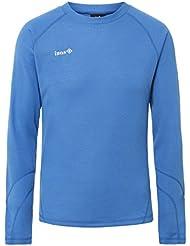 IZAS Camiseta térmica Nelion del hombre, hombre, color azul cobalto, tamaño 5XL