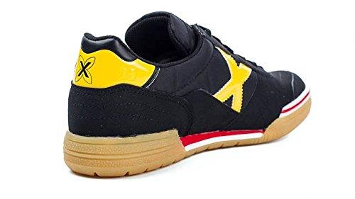 Chaussure de Futsal Munich Gresca Noir 300606unich Gresca Noir 300606 Noir