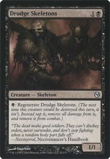 Drudge Skeletons (Magic: the Gathering - Drudge Skeletons - Duels of the Planeswalkers by Magic: the Gathering)