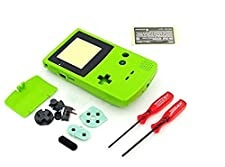 Replacement Full housing Shell case per Nintendo Gameboy color GBC – verde lime