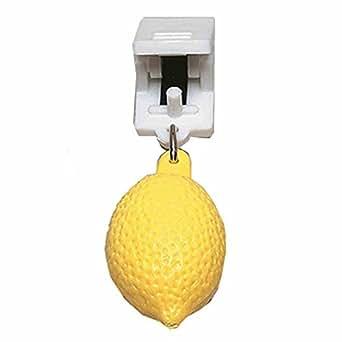 Star Nappe–Pompons Citron 7256