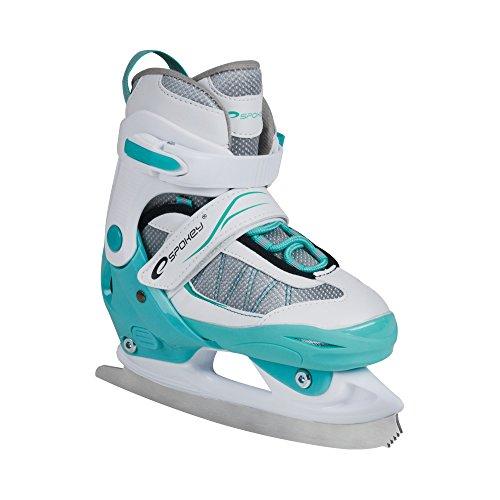 SPOKEY® XROUT Inline Skates / Schlittschuhe mit austauschbarer Schiene | Kinder | Damen | Inliner | Blades | Rollen | Kufe | ABEC7 | 30-33 | 34-37 | 38-41
