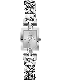 Guess Damen-Armbanduhr Analog Quarz Edelstahl W0437L1