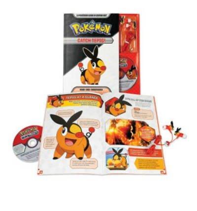 [(Catch Tepig! a Pokemon Look & Listen Set )] [Author: Pikachu Press] [Apr-2012]