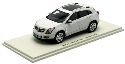 2011-cadillac-srx-crossover-platinum-white-by-luxury-collectibles