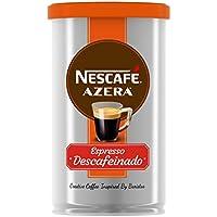 Nescafé Azera Espresso Descafeinado - 3 Latas de 100 gr - Total: 300 gr