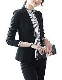 33c4bbf382 Amazon.it: Nero - Giacche da abito e blazer / Tailleur e giacche ...
