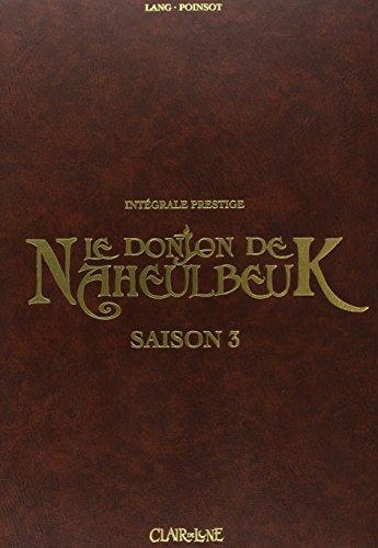 Le Donjon de Naheulbeuk - Intégrale prestige BD - saison 3