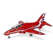 Airfix - Kit de modelismo, avión Red Arrow Hawk (Hornby A02005C)