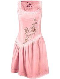 Joe Browns Damen-Kleid Kleid mit Stickerei Rosa