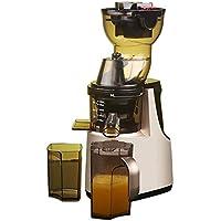 Lndixy Exprimidor casero de Gran diámetro Máquina mezcladora de zumos Juicer multifunción de Velocidad Lenta,