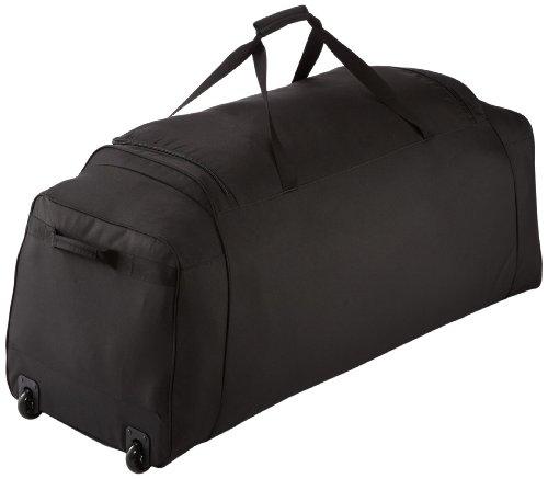 Puma Team XXL Wheel Bag Sporttasche Schwarz F01 Black-White