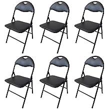 Amazon.it: sedie pieghevoli imbottite