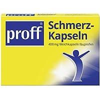 PROFF Schmerzkapseln 400 mg 10 St preisvergleich bei billige-tabletten.eu