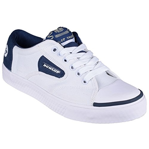 Dunlop Green Flash DU1555 - Baskets - Homme Bleu Marine