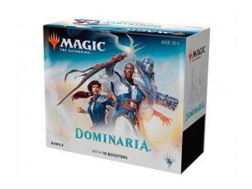 Magic The Gathering MTG-Dom-BU-en dominaria Bundle, Multi Farbe
