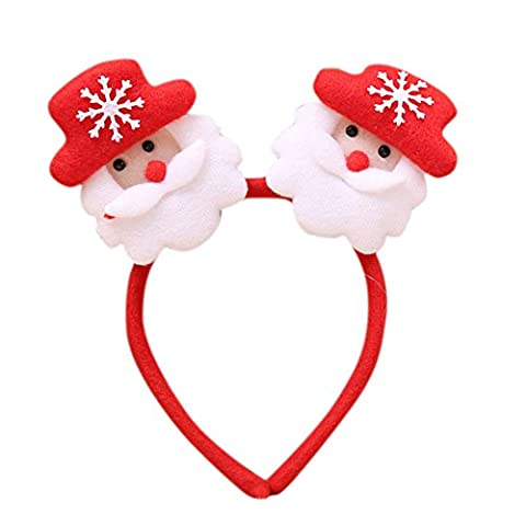 Blue Vessel Weihnachten Party Supplies Weihnachten Mit Laternen Stirnband Reifen Weihnachtsschmuck Weihnachtsgeschenke (Laterne Weihnachtsschmuck)