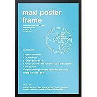 Gb Eye Ltd Black Maxi Poster Frame - 61cm x 91.5cm