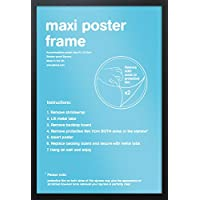 GB Eye Black Maxi Poster Frame - 61cm x 91.5cm
