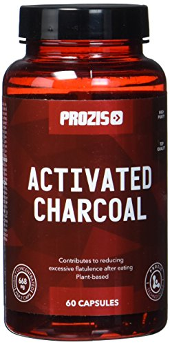 Prozis Activated Charcoal 60 Kapseln
