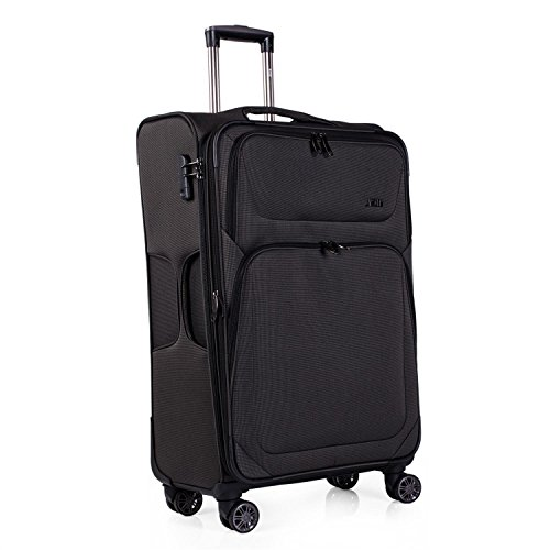 JASLEN - Trolley grande extensible Chicago - Negro