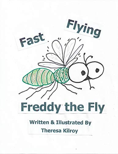 Fast Flying Freddy the Fly (English Edition)