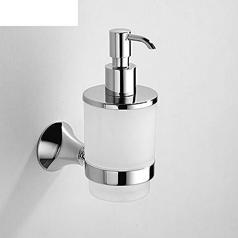 Tutti i dispenser di sapone da bagno in rame Mensola sapone liquido vino/La bottiglia di shampoo doccia gel negozio dell