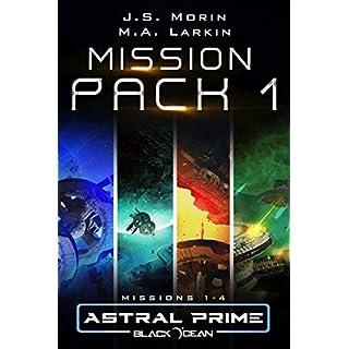 Astral Prime Mission Pack 1: Missions 1-4 (Black Ocean: Astral Prime Mission Pack) (English Edition)