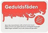 Geschenkidee Witzige Ideen zu Ostern 2014 - Liebeskummerpillen Geduldsfäden, 1er Pack (1 x 24 g)