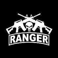 Army Ranger Veteran Military Vinyl Decal Car Sticker Truck Art Decor Wall Sticker 20x30cm