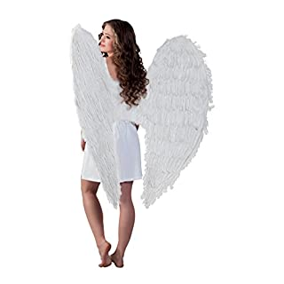 Boland Angel Feather Wings, black