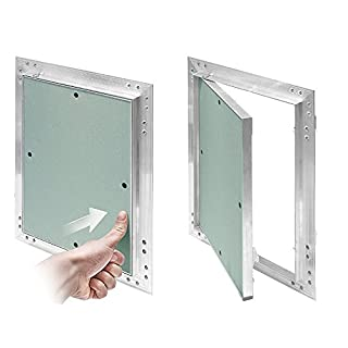 Plasterboard Access Panels 225mm x 300mm with Aluminium Frame Inspection Hatch Revision Door KRAL5