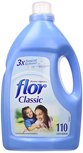 Suavizante concentrado Flor Classic (110 dosis) por sólo 1,82€