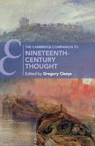 The Cambridge Companion to Nineteenth-Century Thought (Cambridge Companions to Literature) (English Edition)