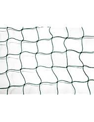 Filet pare-ballons–Filet de–Adaptateur–Vert–Épaisseur du fil 1,2mm Mailles 5cm Dimensions: 3,00m x 5m