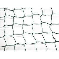 Filet pare-ballons–Filet de–Adaptateur–Vert–Épaisseur du fil 1,2mm Mailles 5cm Dimensions 4m x 5m