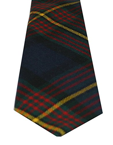 Lochcarron of Scotland Muir Modern Tartan Tie