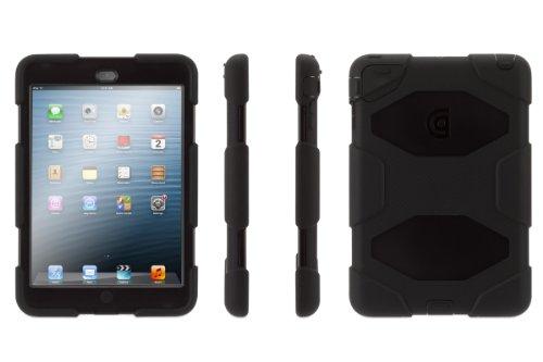 Griffin GB35918-2 GB35918-2 Survivor Case Schwarz für Apple iPad Mini (Ipad 2 Cases Von Griffin)
