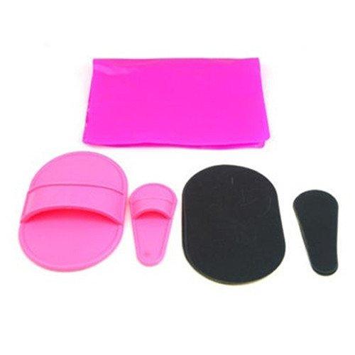 Atoz prime 10Pcs Security Natural Lip Face Hair Removal Arm Leg Hair Removal Exfoliator Set