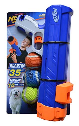 Nerf Dog Tennisball Blaster für kleine Hunde und Welpen